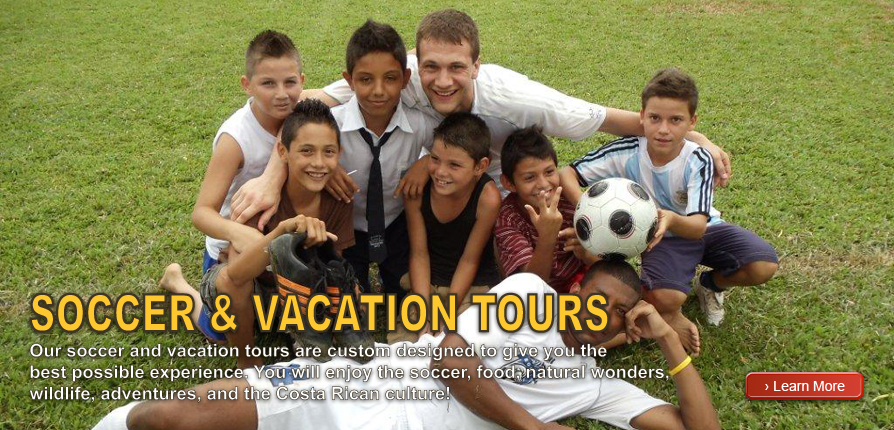 Soccer Tour to Costa Rica